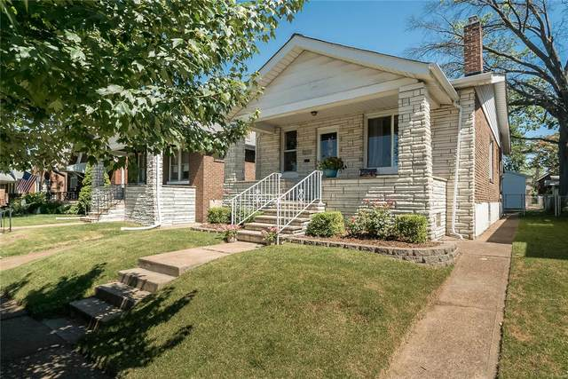6219 Oleatha Avenue, St Louis, MO 63139 (#21043506) :: RE/MAX Professional Realty