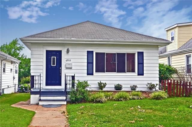 6953 Lansdowne Avenue, St Louis, MO 63109 (#21043546) :: Jenna Davis Homes LLC