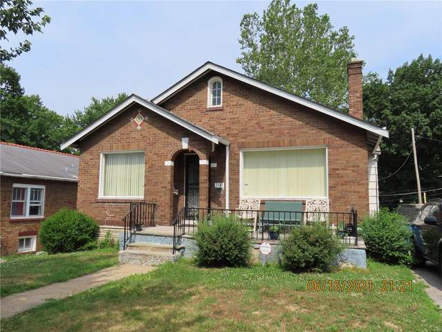3531 Belaire Place, St Louis, MO 63121 (#21043549) :: Parson Realty Group