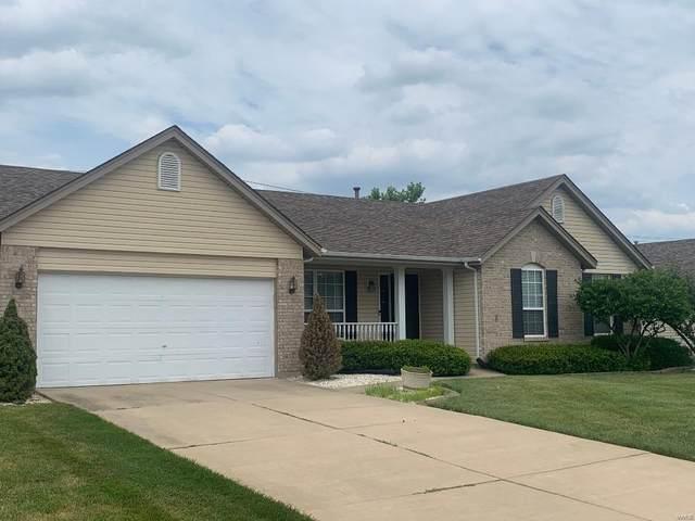 15 Wistar Way, O'Fallon, MO 63366 (#21043561) :: The Becky O'Neill Power Home Selling Team
