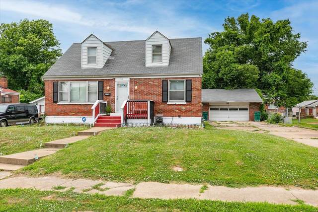713 N 69th Street, East St Louis, IL 62203 (#21043572) :: Parson Realty Group