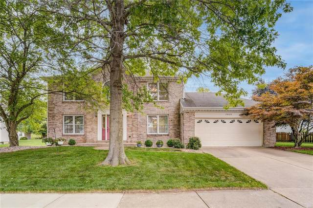 3905 Secretariat Drive, Florissant, MO 63034 (#21043575) :: The Becky O'Neill Power Home Selling Team