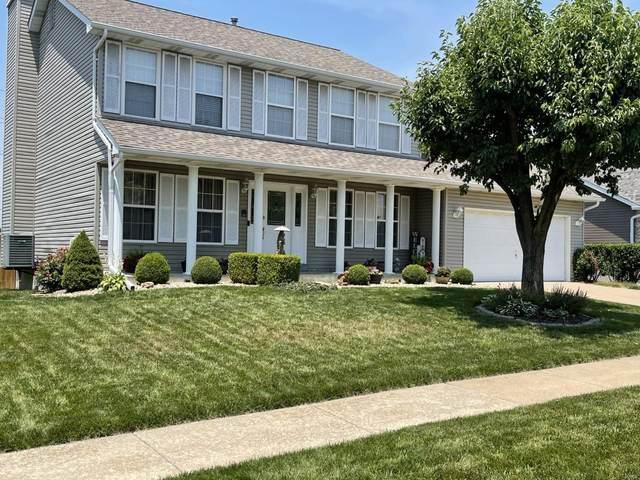 2033 Alexandria Row, O'Fallon, MO 63368 (#21043586) :: Kelly Hager Group   TdD Premier Real Estate