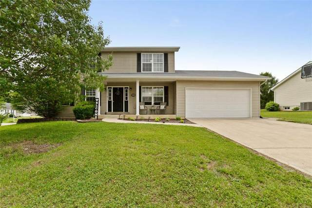 300 Santa Cruz Drive, Moscow Mills, MO 63362 (#21043595) :: St. Louis Finest Homes Realty Group