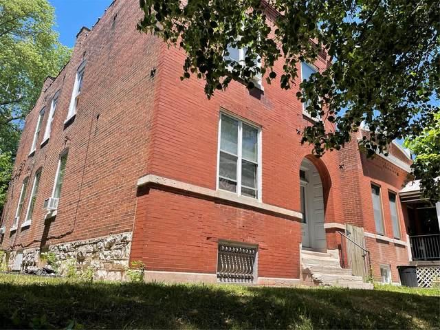 4717 Tennessee Avenue, St Louis, MO 63111 (#21043612) :: Krista Hartmann Home Team