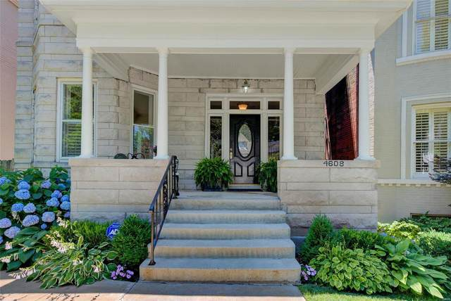 4608 Mcpherson Avenue, St Louis, MO 63108 (#21043633) :: Reconnect Real Estate