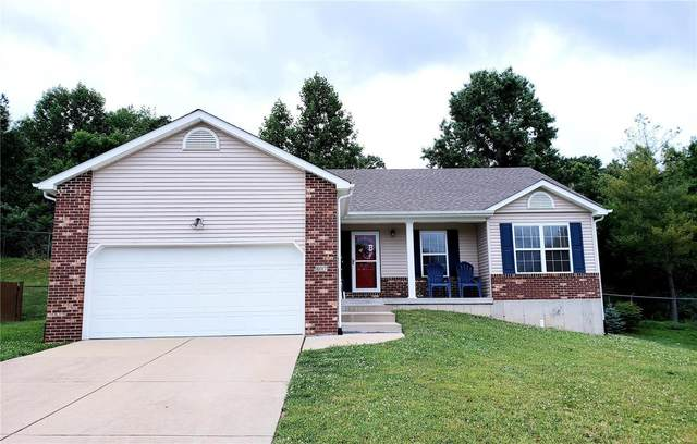 807 Mclivaine Court, Pevely, MO 63070 (#21043639) :: Tarrant & Harman Real Estate and Auction Co.