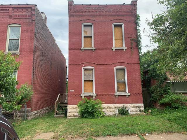 3817 Wisconsin Avenue, St Louis, MO 63118 (#21043657) :: The Becky O'Neill Power Home Selling Team