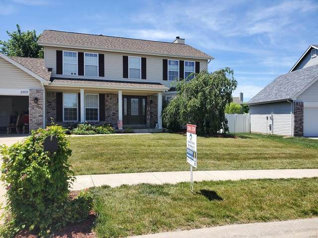2503 Autumn Fields Ln, Wentzville, MO 63385 (#21043662) :: St. Louis Finest Homes Realty Group