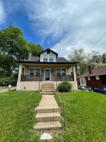 3142 Thelma Avenue, St Louis, MO 63121 (#21043670) :: Clarity Street Realty