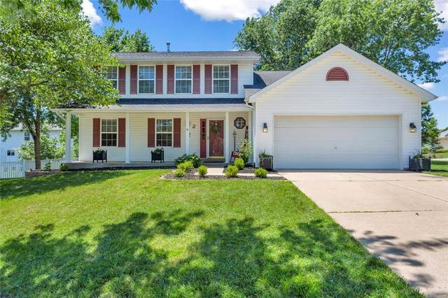 2 White Stable Court, O'Fallon, MO 63368 (#21043684) :: St. Louis Finest Homes Realty Group