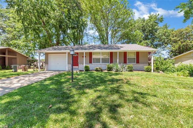 31 Country Hill Road, Saint Peters, MO 63376 (#21043697) :: St. Louis Finest Homes Realty Group