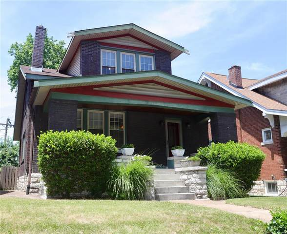 5715 S Grand Boulevard, St Louis, MO 63111 (#21043700) :: Parson Realty Group