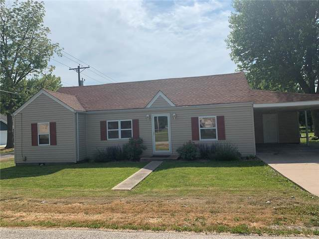 106 North 14th Street, Bowling Green, MO 63334 (#21043737) :: The Becky O'Neill Power Home Selling Team