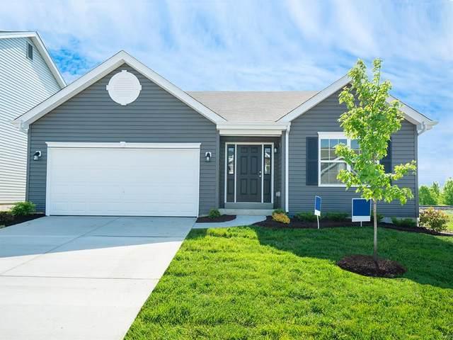 1 Aspen II At Parkwood, Bridgeton, MO 63044 (#21043752) :: Reconnect Real Estate