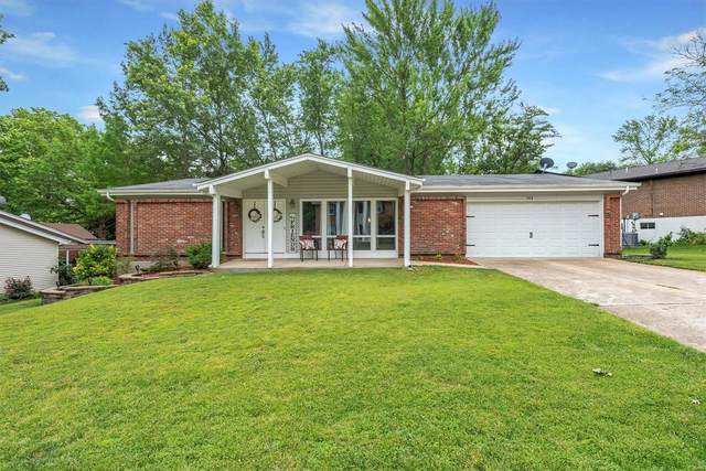 564 Stoddards Mill Dr, Ballwin, MO 63011 (#21043756) :: The Becky O'Neill Power Home Selling Team