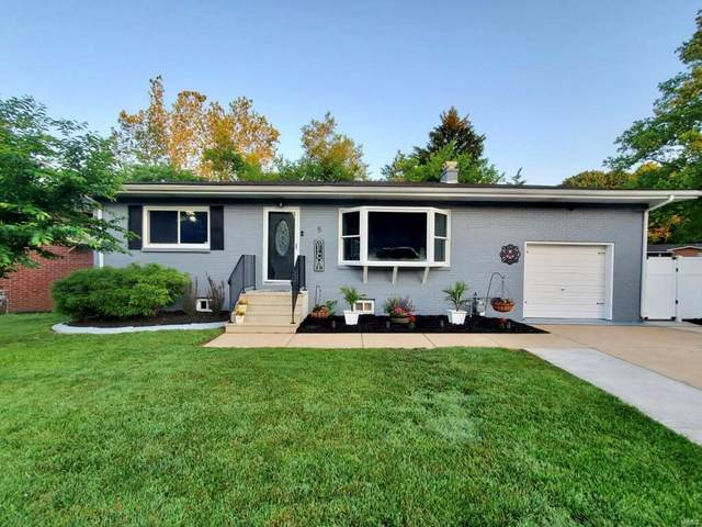 5 Wilshire, Fairview Heights, IL 62208 (#21043769) :: Jenna Davis Homes LLC