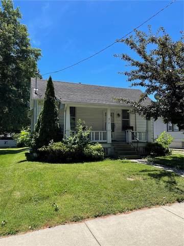 918 Mcclintock Avenue, Belleville, IL 62220 (#21043781) :: Fusion Realty, LLC