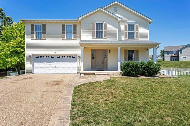 266 Denzil Court, Wentzville, MO 63385 (#21043794) :: St. Louis Finest Homes Realty Group