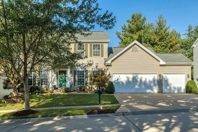 727 Turrentine Trail, St Louis, MO 63141 (#21043821) :: Matt Smith Real Estate Group