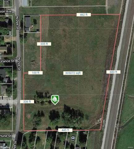 0 Dye Street, VIRDEN, IL 62690 (#21043865) :: Reconnect Real Estate
