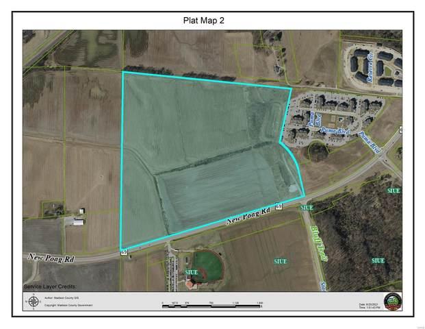 0 New Poag Road, Edwardsville, IL 62025 (#21043879) :: Fusion Realty, LLC