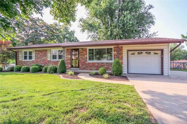 1488 Pleasantview Drive, Saint Charles, MO 63303 (#21043895) :: St. Louis Finest Homes Realty Group