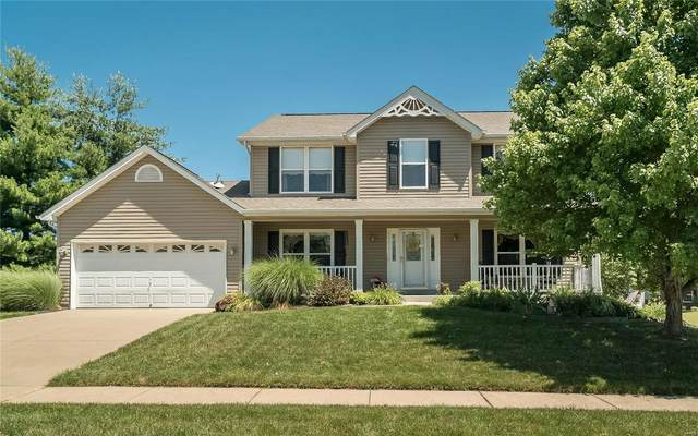 2 Ludwigs Oak Court, Saint Charles, MO 63303 (#21043967) :: St. Louis Finest Homes Realty Group