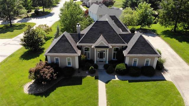 2201 Crown Point, Cape Girardeau, MO 63701 (#21043978) :: Parson Realty Group
