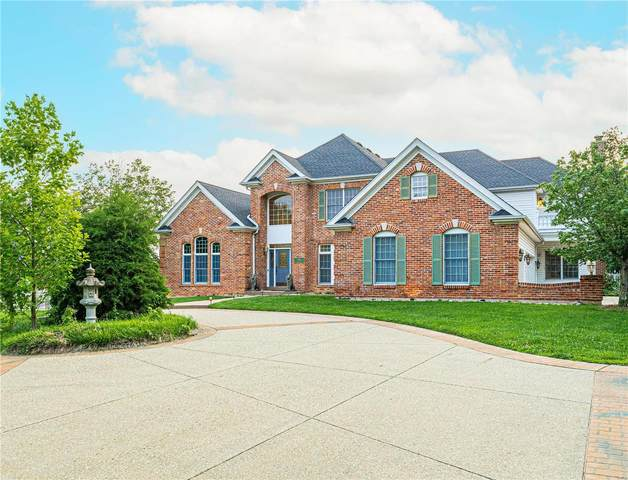 2301 N Ballas, Town and Country, MO 63131 (#21043980) :: The Becky O'Neill Power Home Selling Team