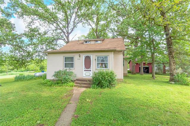 3526 Highway Z, Wentzville, MO 63385 (#21043988) :: St. Louis Finest Homes Realty Group