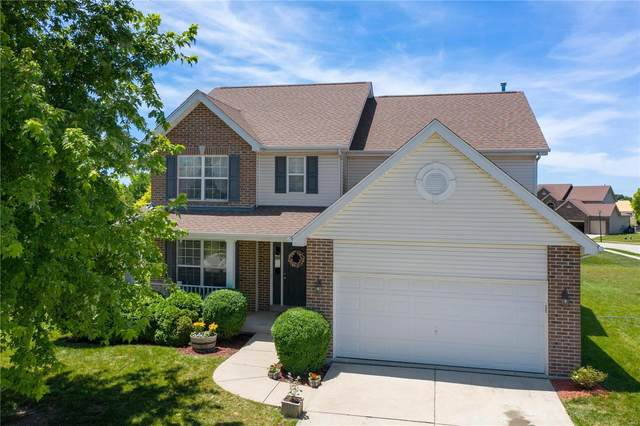 3717 Scotsdale Dr, Swansea, IL 62226 (#21043996) :: Fusion Realty, LLC