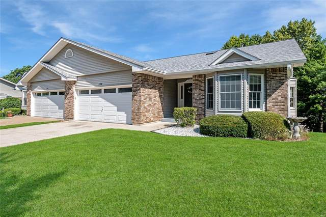 3008 Oakmont Court 14A, Saint Charles, MO 63301 (#21044016) :: The Becky O'Neill Power Home Selling Team