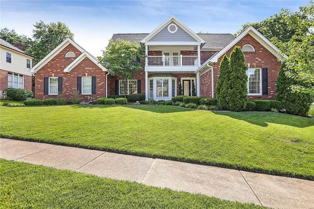 1331 Conway Oaks Drive, Chesterfield, MO 63017 (#21044017) :: St. Louis Finest Homes Realty Group