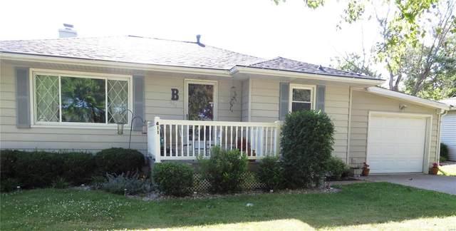 411 David Street, Bethalto, IL 62010 (#21044022) :: Reconnect Real Estate