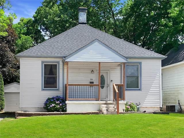 216 N 37th Street, Belleville, IL 62226 (#21044033) :: Jenna Davis Homes LLC