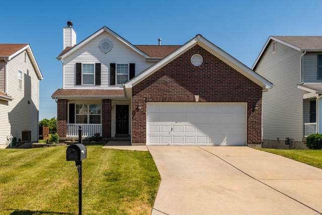 356 Briarchase Circle, Lake St Louis, MO 63367 (#21044054) :: St. Louis Finest Homes Realty Group