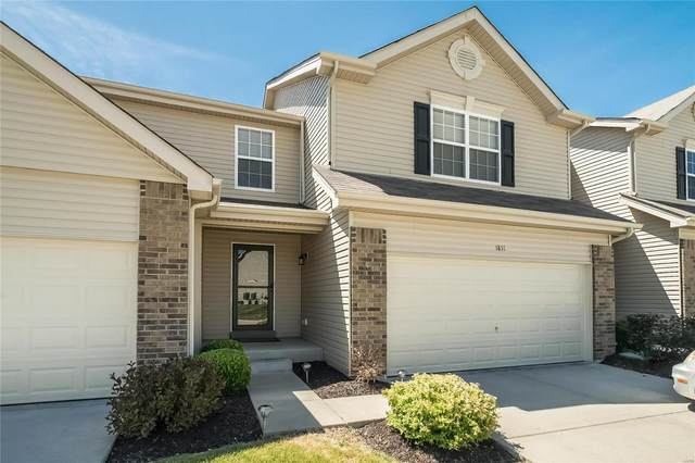1851 Sterling Oaks Drive, Saint Peters, MO 63376 (#21044069) :: St. Louis Finest Homes Realty Group