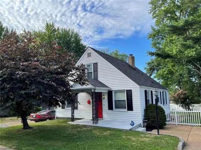 9448 Minerva Avenue, St Louis, MO 63114 (#21044080) :: Reconnect Real Estate