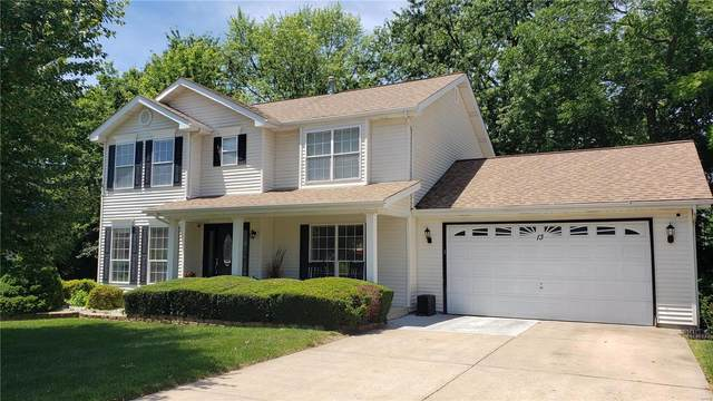 13 Ashford Place Court, O'Fallon, MO 63366 (#21044090) :: St. Louis Finest Homes Realty Group
