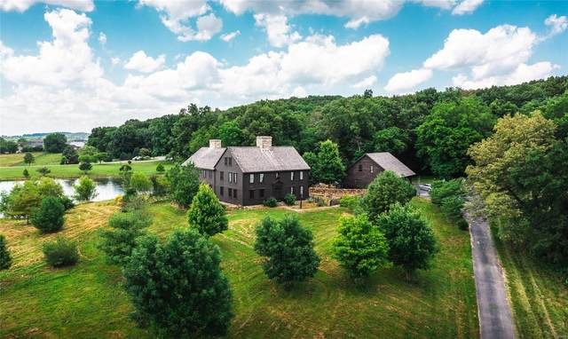 120 Fox Run Lane, Cape Girardeau, MO 63701 (#21044121) :: The Becky O'Neill Power Home Selling Team