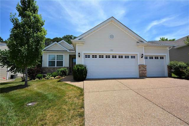 557 Owls Perch Drive, Lake St Louis, MO 63367 (#21044124) :: St. Louis Finest Homes Realty Group