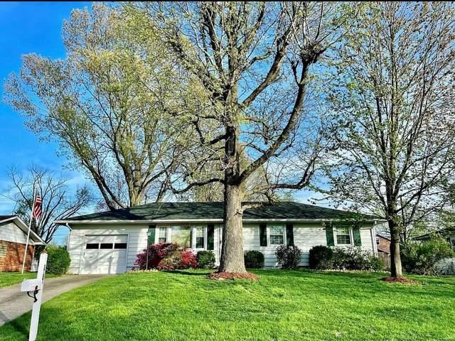 1612 Menard Drive, Belleville, IL 62220 (#21044149) :: Fusion Realty, LLC
