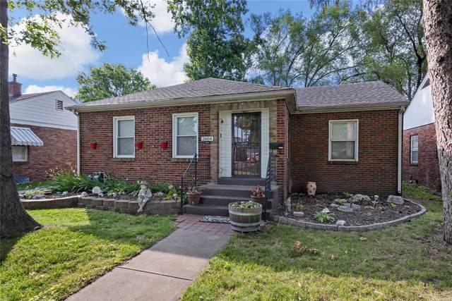2604 Benton Street, Granite City, IL 62040 (#21044163) :: Reconnect Real Estate