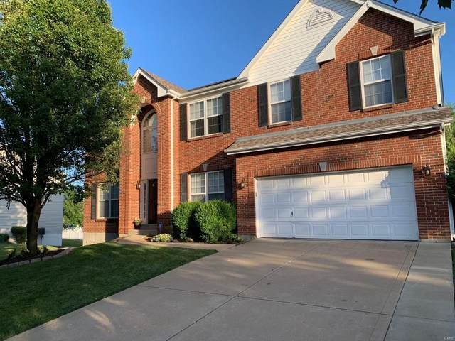920 Cypress Trail, O'Fallon, MO 63368 (#21044192) :: St. Louis Finest Homes Realty Group