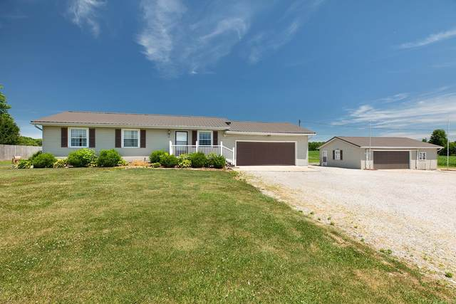 8002 N State Route 159, Moro, IL 62067 (#21044230) :: Fusion Realty, LLC