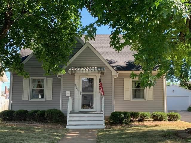820 E Acton Avenue, Wood River, IL 62095 (#21044248) :: Reconnect Real Estate