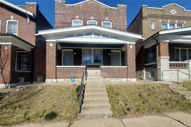 3667 Montana St Saint Louis, M, St Louis, MO 63116 (#21044277) :: Reconnect Real Estate