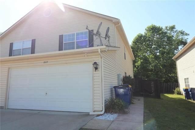 809 Woodside Creek Drive, Festus, MO 63028 (#21044394) :: Reconnect Real Estate