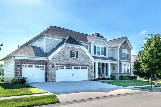 319 Oak Stand Court, Chesterfield, MO 63005 (#21044397) :: St. Louis Finest Homes Realty Group